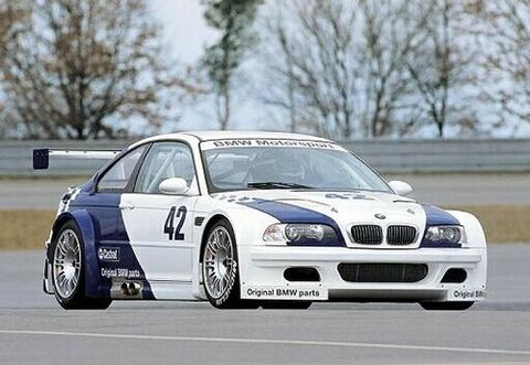 Gta Sa Mods Bmw M3 E46 Gtr. wallpaper Bmw M3 E46 Gtr