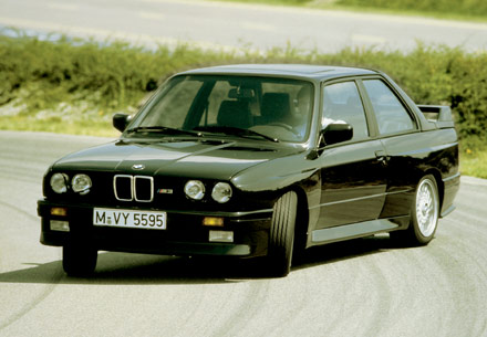 When the E30 M3 was