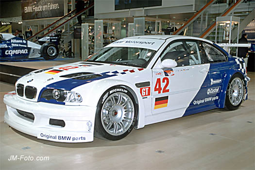 bmw m3 gtr pictures
