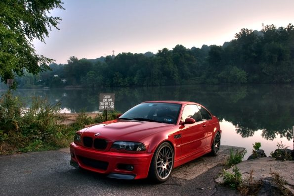 picture of bmw m3 e46