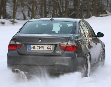 BMW 320D Images
