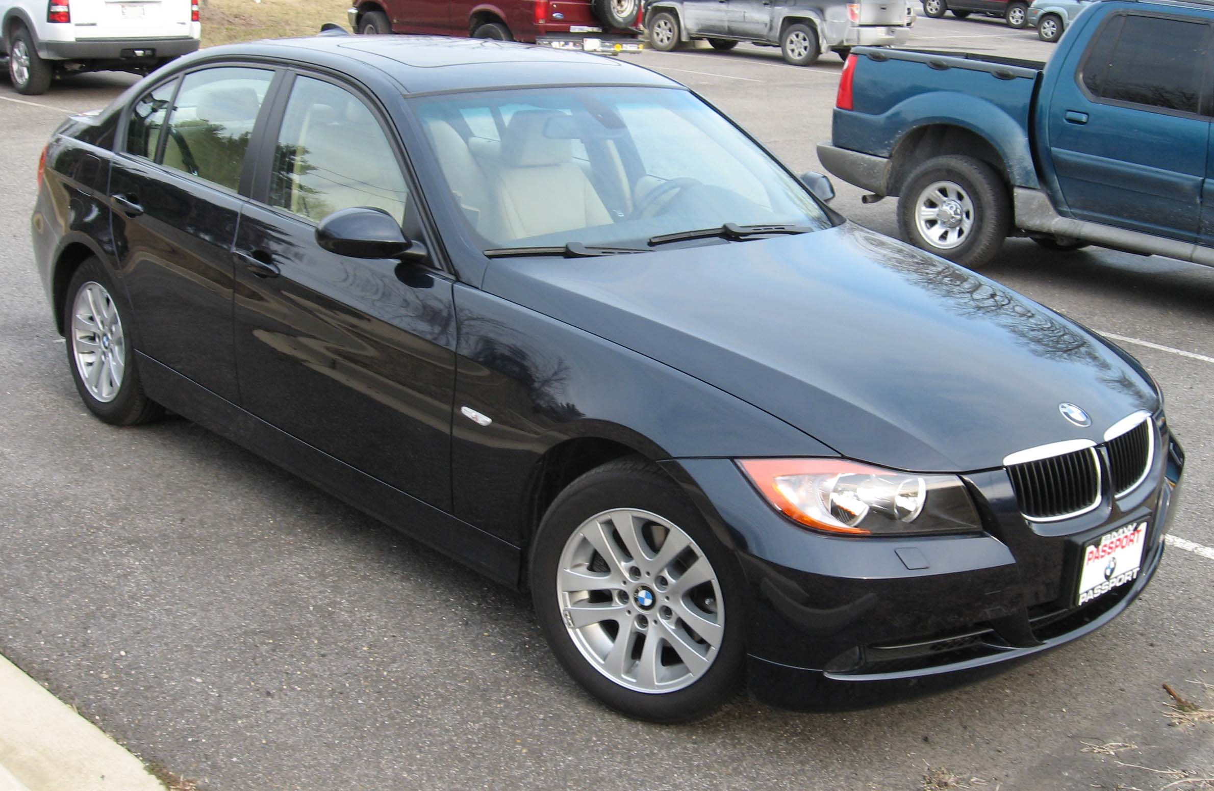 2009 Bmw 325i Automatic Be Related Infomation