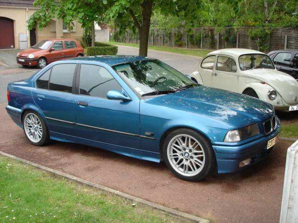 BMW 325 Tds Photos