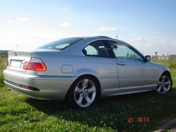 BMW 330 Cd Pictures