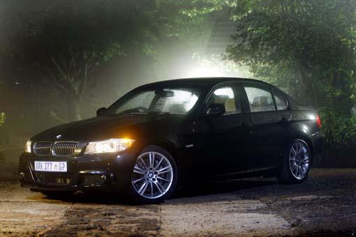 BMW 330D Photos