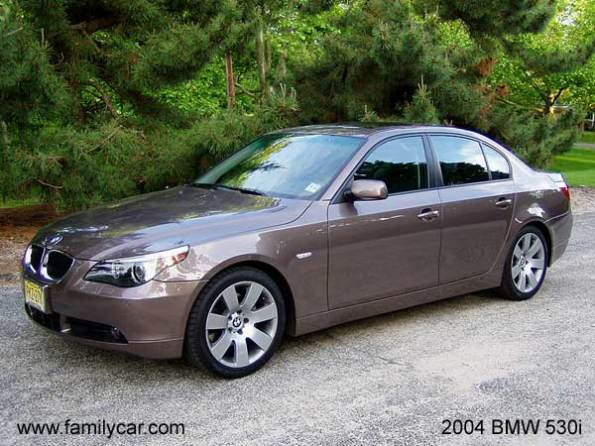 BMW 530 Photos
