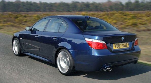 BMW 530D Images