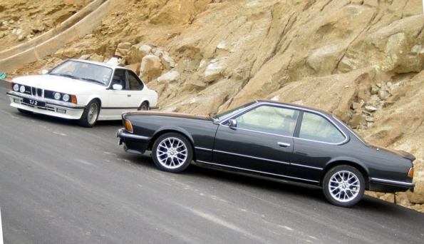 BMW 635 Pictures