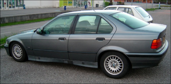 Image of BMW 325 Tds