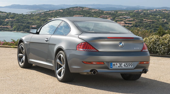 Image of BMW 635