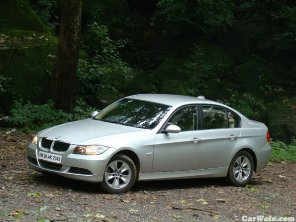 Photo of BMW 320D