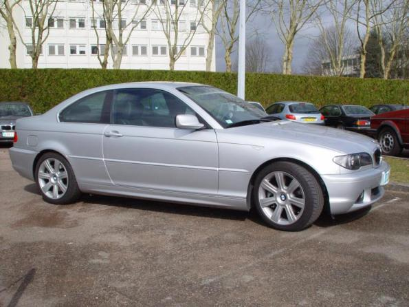 Photo of BMW 330 Cd