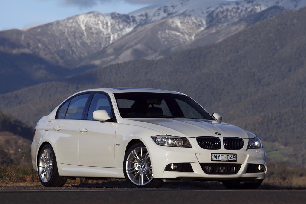 Photo Of BMW D BMW Auto Cars - 2009 bmw 330