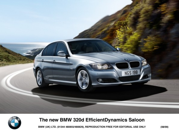 Pic of BMW 320D
