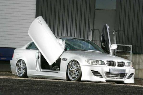 Pic of BMW 330 Cd