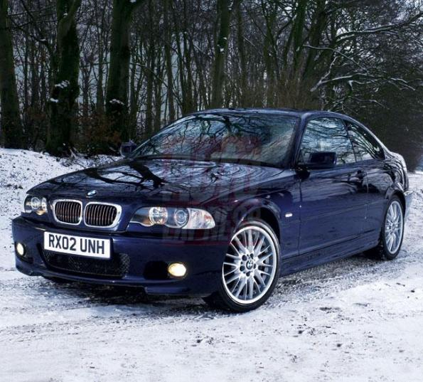 Pic of BMW 330Ci