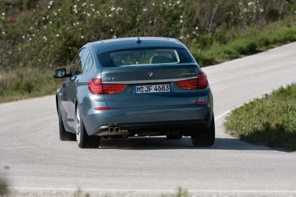 Pic of BMW 530