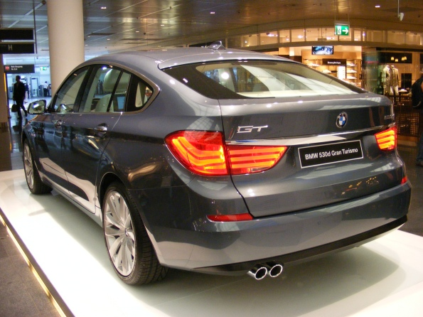 Pic of BMW 530D