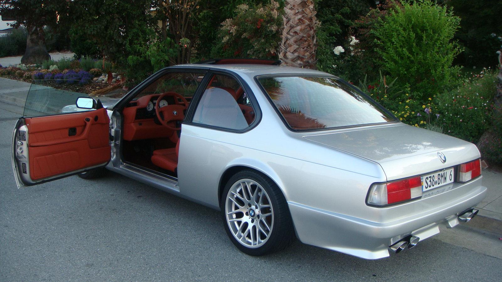 Bmw 635 Accessories Bmw Auto Cars
