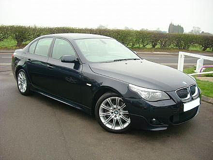 Picture of BMW 530