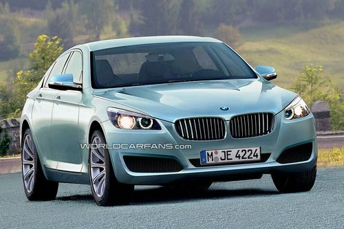 2010 BMW 5 Series Pictures