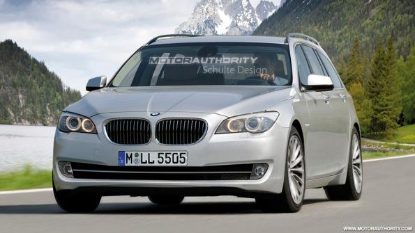 2010 BMW 5 Series Reviews