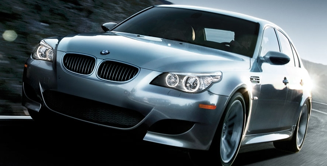 Hot Fast Cars 2010 Bmw M5 Images