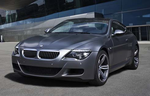 2010 BMW M6 Images