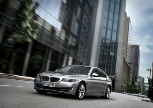 New 2010 BMW 5 Series Photos