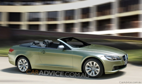 New 2010 BMW 6 Series Images