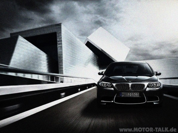 New 2010 BMW M5 Pictures