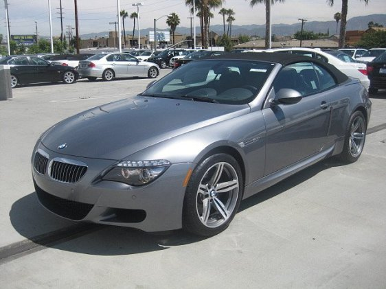 New 2010 BMW M6 Pictures