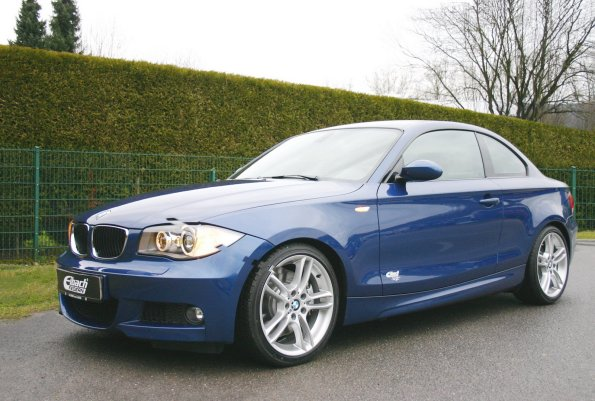 2009 BMW 1 Series Pictures