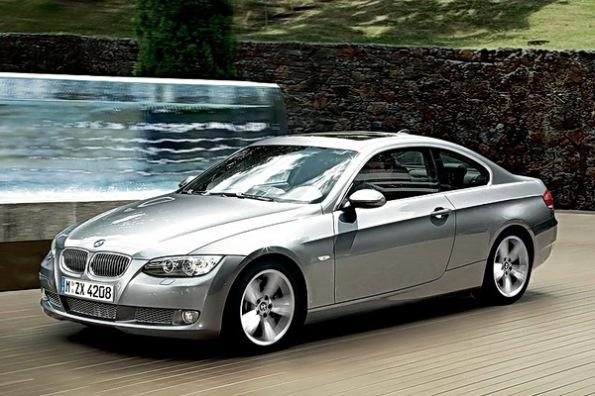 2009 BMW 3 Series Coupe Photos