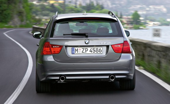 2009 BMW 3 Series Sports Wagon Photos