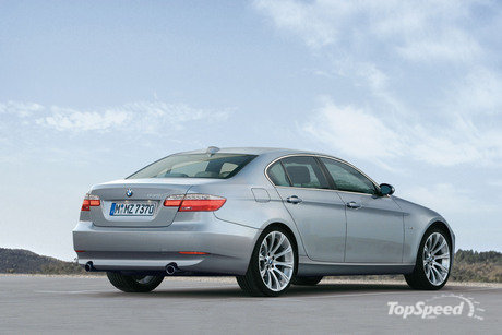 2009 BMW 5 Series Photos