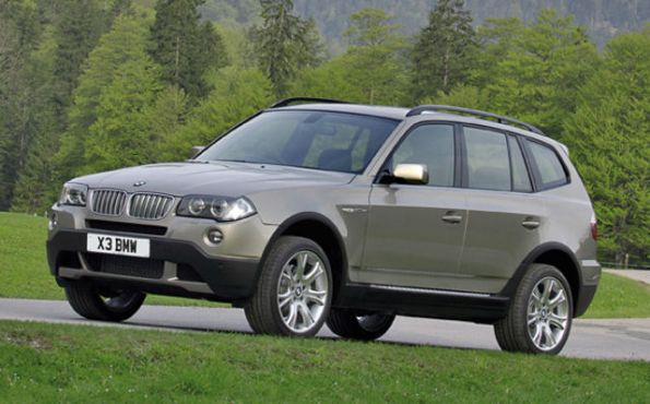 2009 BMW X3 Pictures