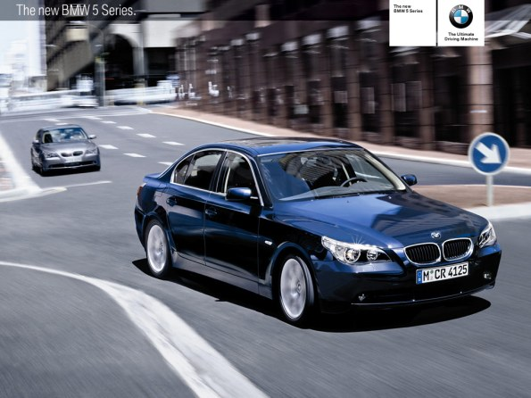 2010 BMW M5 Reviews