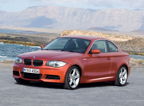 2009 BMW 1 Series Photos