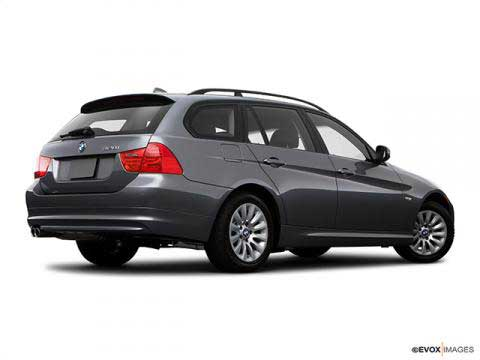 2009 BMW 3 Series Sports Wagon Pictures