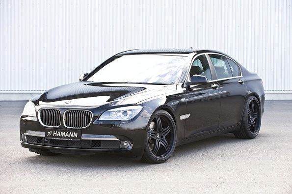2009 BMW 7 Series Photos