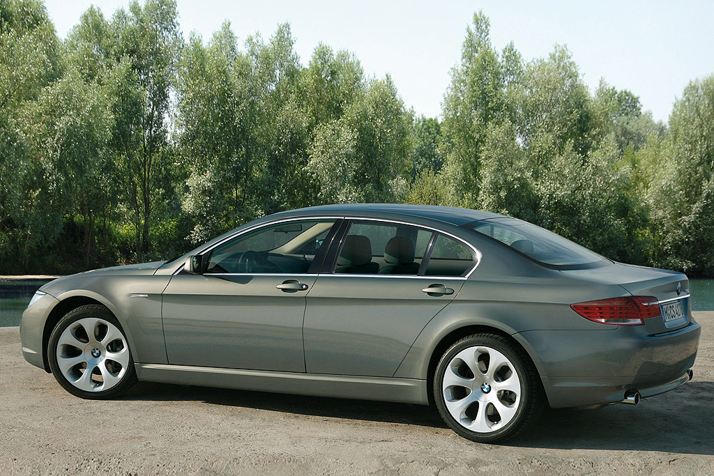 2009 bmw 7 series pictures bmw auto cars. Black Bedroom Furniture Sets. Home Design Ideas
