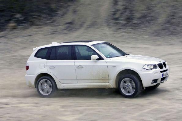 2009 BMW X3 Photos