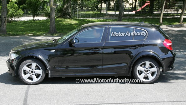 2010 BMW 1 Series Pics