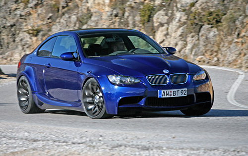 2010 BMW M3 Photos