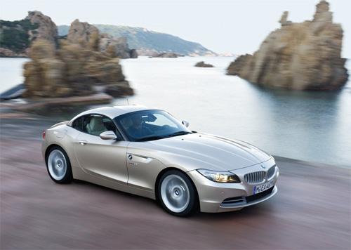 2010 BMW Z4 Images