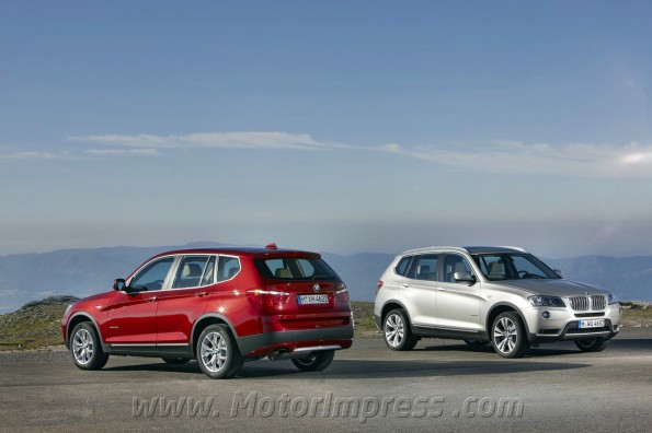 2011 BMW X3 Images