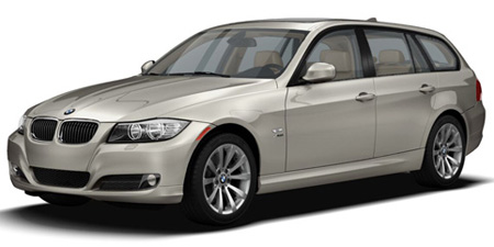 2011 BMW 3 Series Sports Wagon Pics