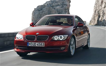 2011 BMW 3 Series Coupe Pics