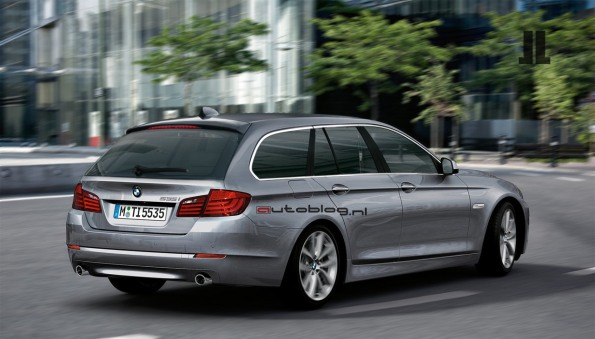 2011 BMW5 Series Touring